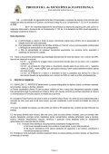 Contratação de empresa de engenharia para termino da Quadra ... - Page 6