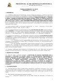 Contratação de empresa especializada para a orientação e ... - Page 2