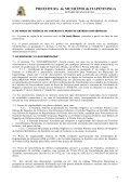 Contratação de empresa especializada para a orientação e ... - Page 4