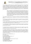 Contratação de empresa especializada para a orientação e ... - Page 5