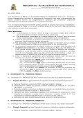 Contratação de empresa especializada para a orientação e ... - Page 6