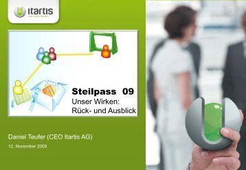 Steilpass 09 - Itartis AG