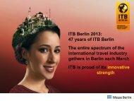 Gay and Lesbian Tourism - ITB Berlin Kongress