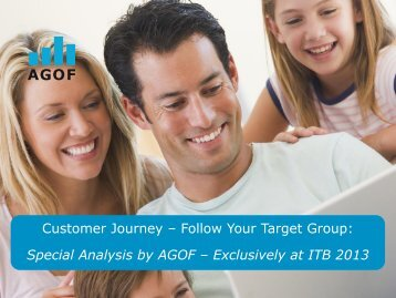 Customer Journey – Follow Your Target Group - ITB Berlin Kongress