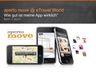 aperto move GmbH - ITB Berlin