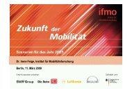 Wir schreiben das Jahr 2025 – Mobilität braucht Aktion - ITB Berlin ...