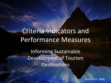 Advancing Sustainable Tourism: Edward Manning (PDF, 4.3 MB)