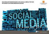 die herausforderungen von social media für die internen ...