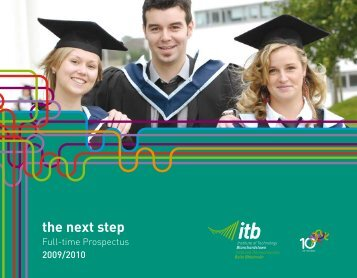 HONOURS - Institute of Technology Blanchardstown