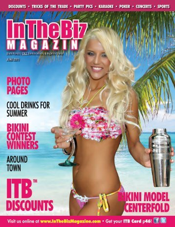 ITB • June 2011 - InTheBiz Magazine