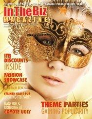 INSIDE - InTheBiz Magazine