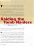 Raiding the Tomb Raiders - Page 2