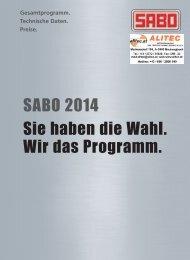 SABO Programm 2014
