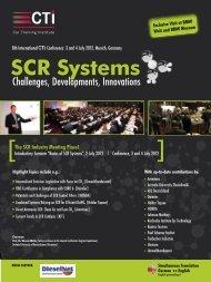 SCR Systems - Institut für Technische Chemie und Polymerchemie ...