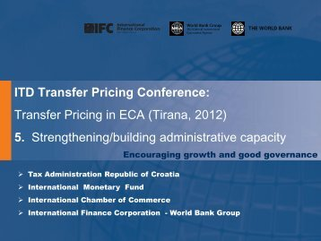 Arcotia Hatsidimitris - International Tax Dialogue