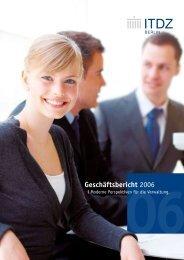 2006 (PDF) - IT-Dienstleistungszentrum Berlin
