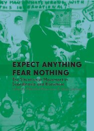 ExpEcT AnyThing FEAr noThing The Situationist ... - Nebula
