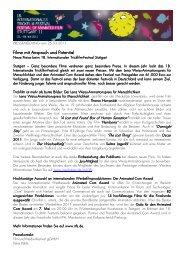 können Sie die Pressemeldung als pdf herunterladen. - Itfs