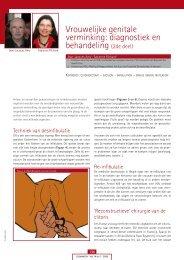 Vrouwelijke genitale verminking: diagnostiek en behandeling ... - Itg