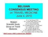 Handout slides consensus 2010 - Itg