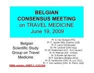 Handout slides consensus 2009 - Itg