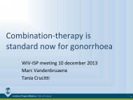 Gono-Therapy - Itg