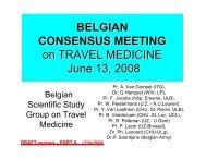 Handout slides consensus 2008 - Itg
