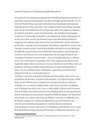Michaela Ott Philosophisch -kü nstlerische Praktiken der (Un ...