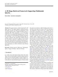 A 3D Shape Retrieval Framework Supporting ... - ResearchGate