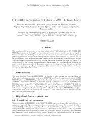 ITI-CERTH participation to TRECVID 2009 HLFE and Search