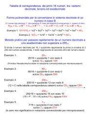1.1 Numerazioni potenze e conversioni.pdf - ITIS 'Heinrich Hertz'