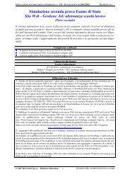 Gestione Asl: alternanza scuola lavoro - ITIS 'Heinrich Hertz'