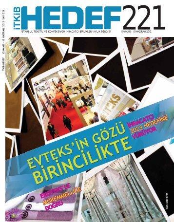 BİRİNCİLİKTE - İstanbul Tekstil ve Konfeksiyon İhracatçı Birlikleri