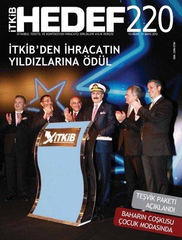 Dünya - İstanbul Tekstil ve Konfeksiyon İhracatçı Birlikleri