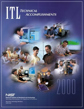 High Performance Systems and Services Division Projects - NIST ...