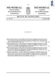 Certificat de datation LCGB