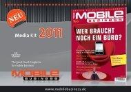 Media Kit 2011 - IT Director