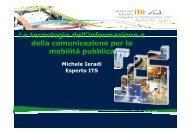 Le tecnologie dell'informazione e della comunicazione per la ... - ITN