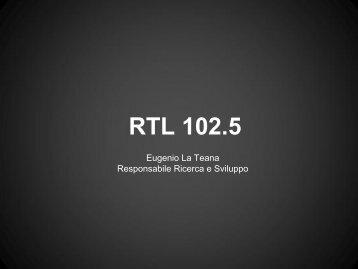 RTL 102.5 - ITN
