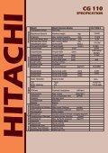 Raupentransporter-Hitachi-CG110-gebrauchter-Ket.. - Page 2