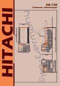 Raupentransporter-Hitachi-CG110-gebrauchter-Ket.. - Page 3