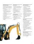Cat® Baggerlader 432E - Gebrauchte - Seite 3