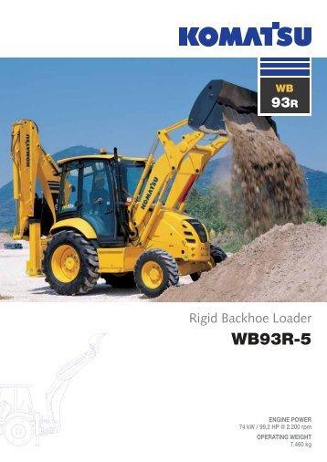WB93R-5 - Construlink.com