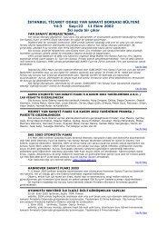 22. Sayı - 11 Ekim 2002 - ITO