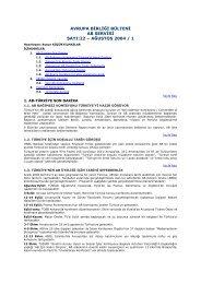 22. Sayı - Ağustos 2004 / 1 - ITO