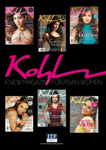a new magazine for asian women - ITP.com