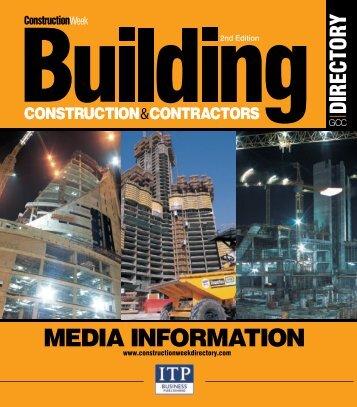 Construction & Contractors - ITP.com