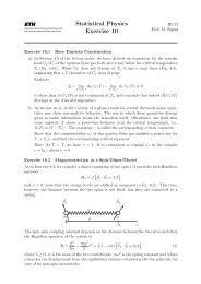 Exercise 10 (PDF, 127 kB)