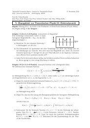 tp3_ueb5.pdf (PDF, 50,3 KB) - Institut für Theoretische Physik - TU ...