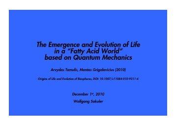 based on Quantum Mechanics